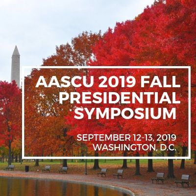 2019 Symposium for Presidents and Chancellors