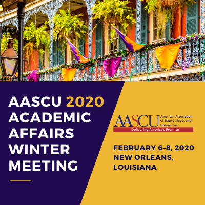 2020 Academic Affairs Winter Meeting