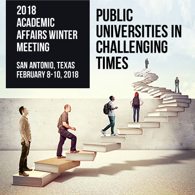 2018 Academic Affairs Winter Meeting