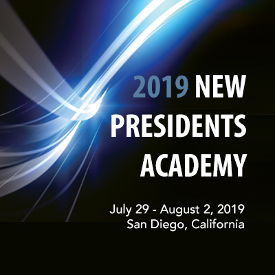 2019 New Presidents Academy
